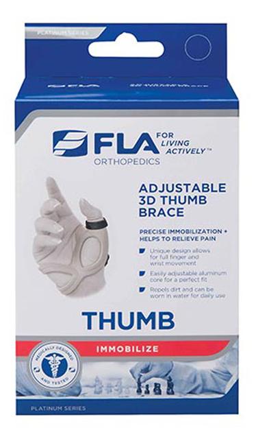Adjustable 3D Thumb Brace by FLA