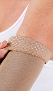 Jobst® Bella™ Lite Ready-to-Wear Armsleeve with Silicone Band