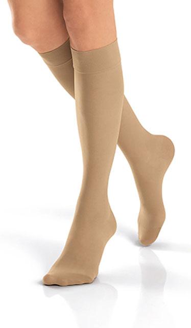 044c68229 JOBST®Ultrasheer Knee 8-15 mmHg Closed Toe - The Comfort Store Online