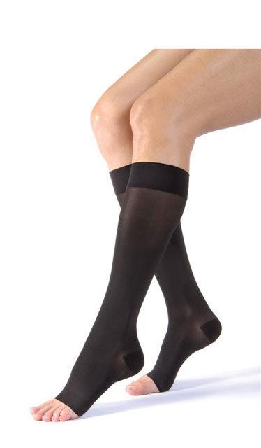 2b37b937f JOBST® UltraSheer OPEN TOE Knee Highs - The Comfort Store Online