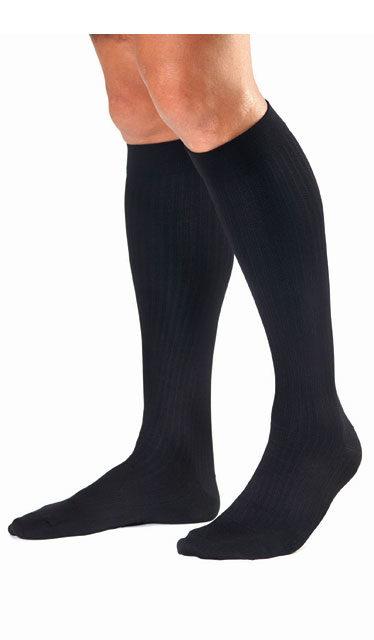 Jobst For Men Over-The-Calf Support Socks (8 - 15 mmHg)