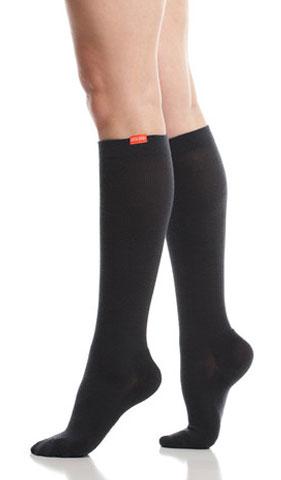 Vim&Vigr Women's Wool Compression Knee Socks (15 - 20 mmHg)